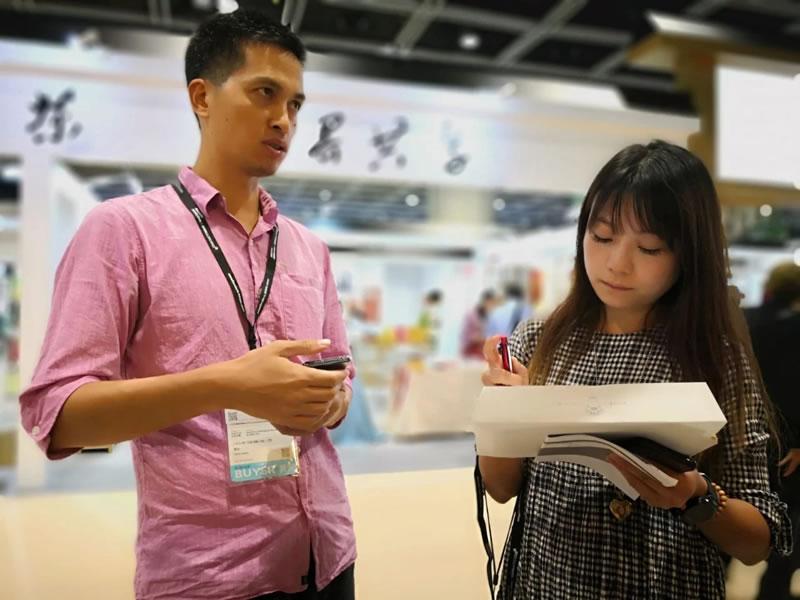 香港信报记者采访 中乐号<a href=https://86tea.hk target=_blank class=infotextkey>古樹茶</a>创始人- 陈志平