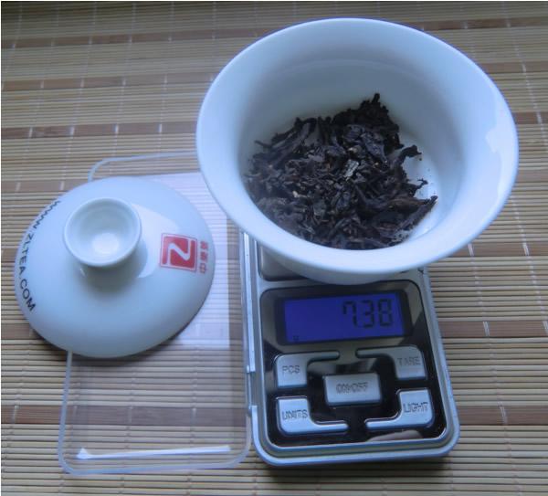 云南古树红茶饼